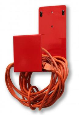 HOSE AND EXTENSION CORD HOLDER (5 x 9 1/8 x 5 5/8)
